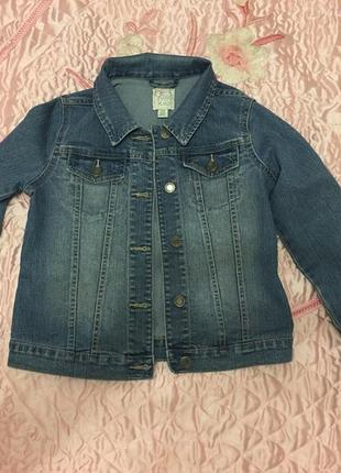 Джинсовая курточка американской фирмы place Children s Place 3eedae9f36d23