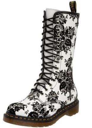Dr martens женские ботинки