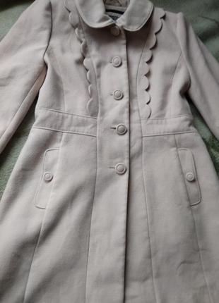 Милое кашемировое пальто