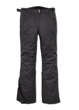 Лыжные брюки tchibo, германия - отличный выбор для горнолыжниц и других лыжных развлечений