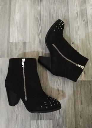 Стильные ботинки сапожки полусапожки сапоги george
