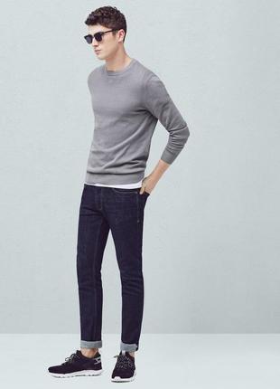 Хлопковые свитера джерси от mango - l, xl