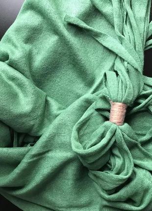 Мягенький оригинальный шарф