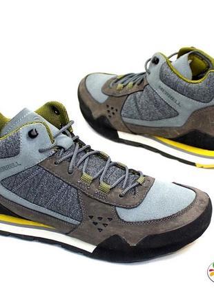 Merrell ботинки 43 р кожа оригинал