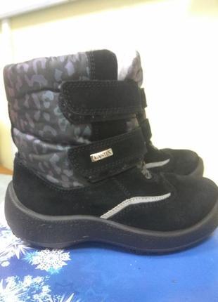 Зимние ботинки kapika floare, 30 размер