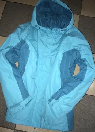 Куртка  утепленная спорт