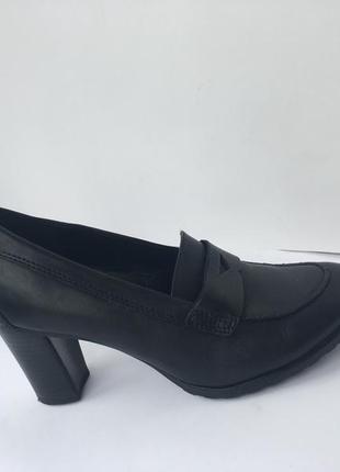 Туфли кожаные/германия
