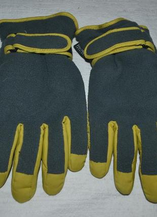 Зимние перчатки краги thinsulate insulation