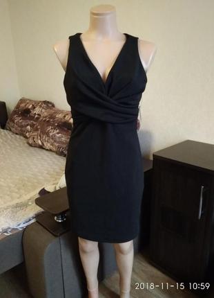 Красивое черное платье lulus размер s/m