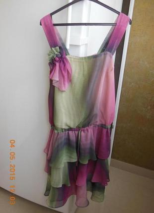 Плаття шифон
