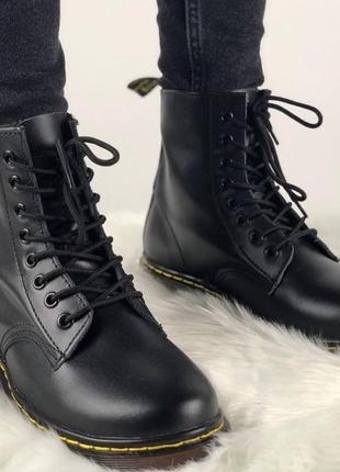 Женские ботинки martens, 37 размер