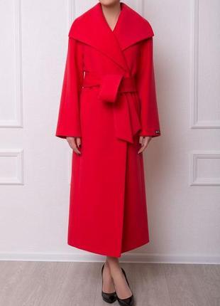 Скидка 3 дня! потрясающее кашемировое пальто италия