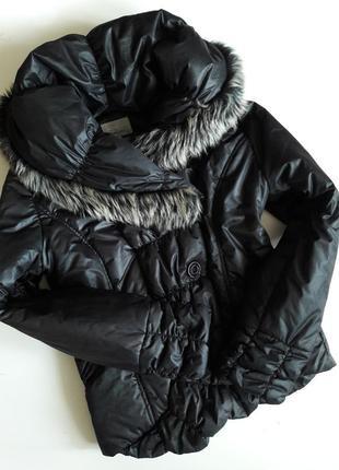 Шикарная куртка на синтепоне