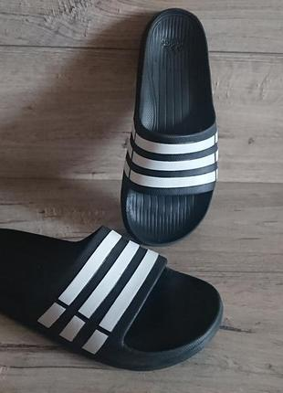 Шлепки шлепанцы адидас adidas 42-43 р 9 р 28 см