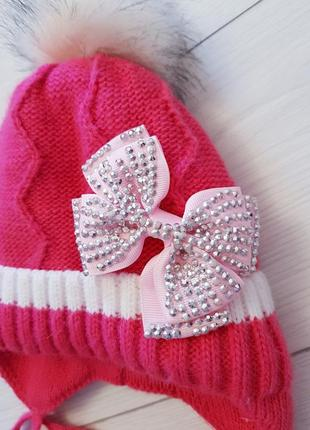 Зимняя шапка2