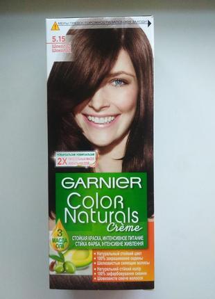 Краска для волос garnier шоколад