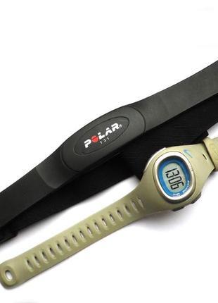 Nike triax c3 спортивные часы с кардиопередатчиком полный комплект