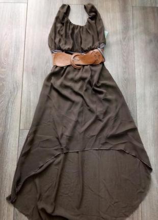 Шикарное платье фирмы  vanilla paris ,новое с биркой