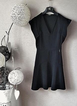 Роскошное черное платье от guess.