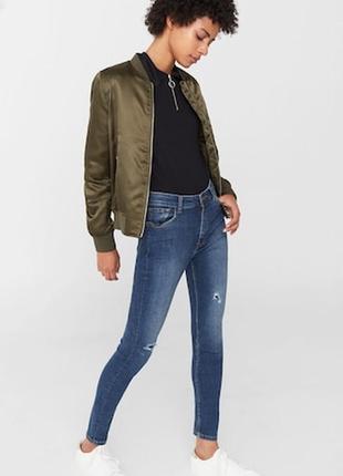 Шикарные джинсы с высокой посадкой от mango 36, 38, 40р, испания, оригинал