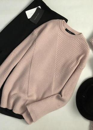 Милейший свитер с расклешенными рукавами vero moda
