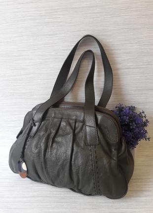 Кожаная женская сумка john rocha
