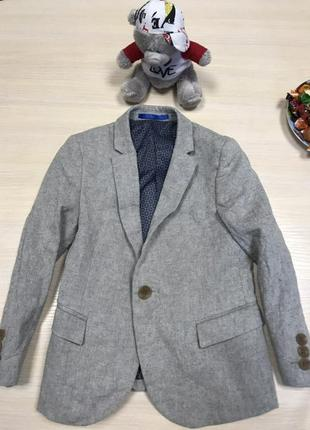 Супер стильный пиджак на 5 лет