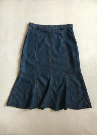Джинсовая юбка canda