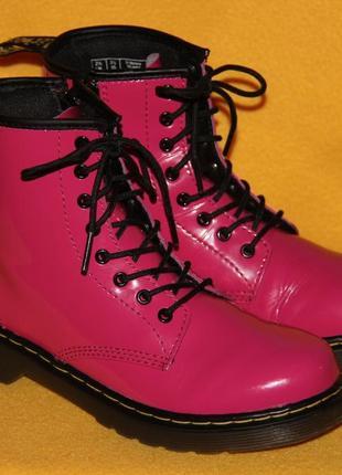 Детские ботинки Доктор Мартинс (Dr. Martens) 2019 - купить недорого ... bf7acaec1fae5