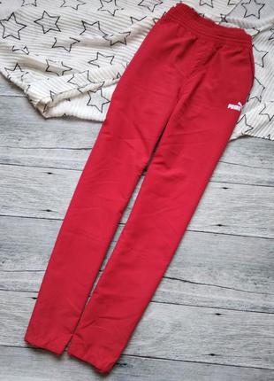 Спортивные брюки, штаны прямого кроя от puma