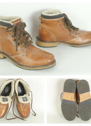 14/12 ботинки мужские утепленные am shoe company размер 40