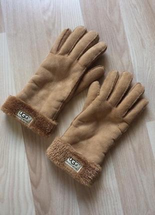 Перчатки рукавиці ugg