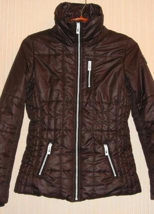 Детская зимняя теплая куртка esprit для девочки подростка 13-16 лет eur36, s 6b5453b9d3d