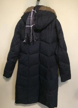 Пуховик -пальто