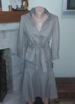 Красивый летний костюм zara , s
