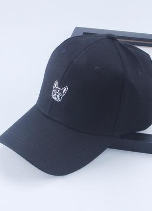 13-55 бейсболка с собачкой головные уборы кепка панамка