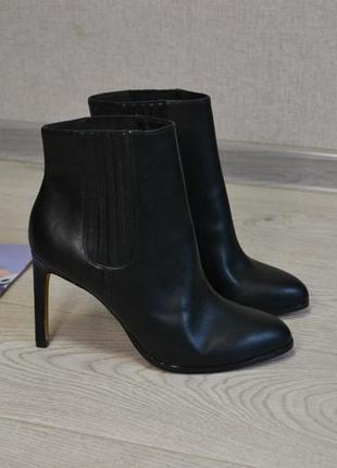 Стильные ботинки ботильоны h&m