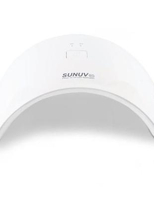 Светодиодная уф лед лампа для гель лака 24 вт . uv led