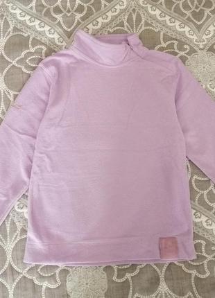 Флисовый свитер, реглан, кофта texbasic 6-8л