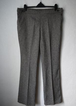 Классные брюки прямого кроя