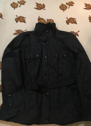 Куртка esprit  демисезонная  42-44