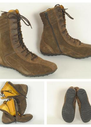 14/16 ботинки женские демисезонные  geox размер 39
