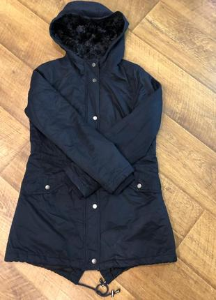 Стилтная/теплая куртка/парка jessica