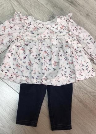 Детская рубашка gap