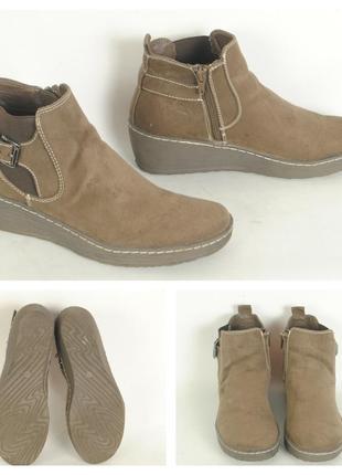 14/1 ботинки женские демисезонные ariane размер 40