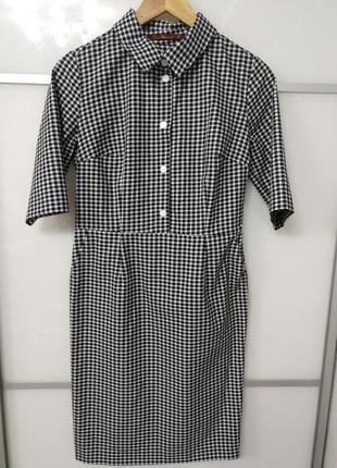 Платье-рубашка супер стильное