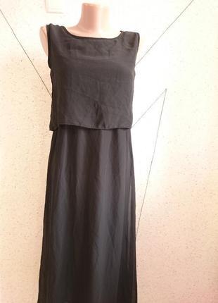 Платье с спинкой разлетайкой