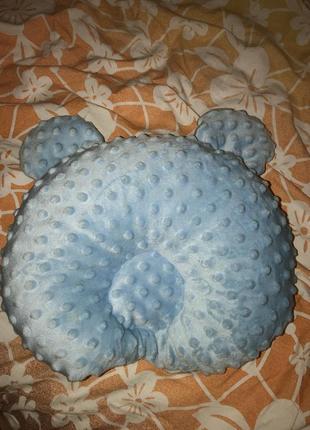 Ортопедическая подушка для детей2 фото