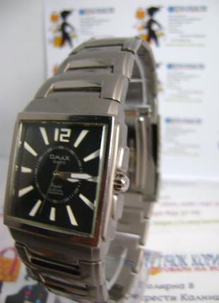 Мужские наручные часы omax(япония) на браслете