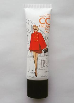 Cc крем - l`ocean color correction cc cream spf 45